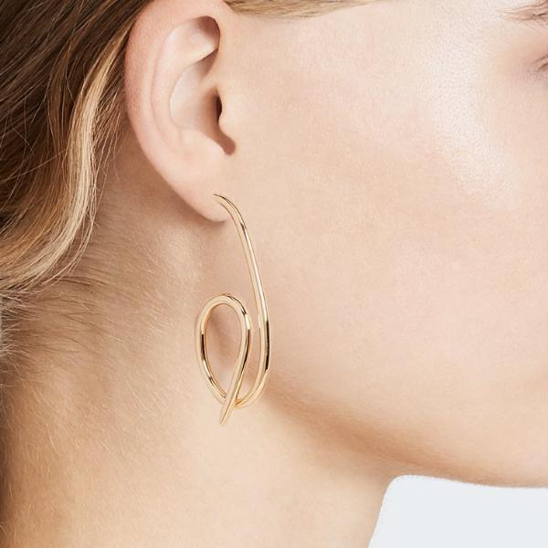 Joanna Laura Constantine Simple Knot Earrings Jewelry Joanna Laura Constantine