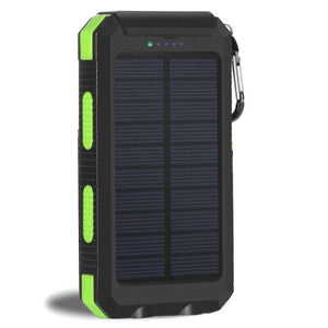 MountainRevo™ Portable Solar External Battery Charger