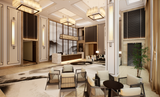 Modern Style Reception Unreal Engine Complete project