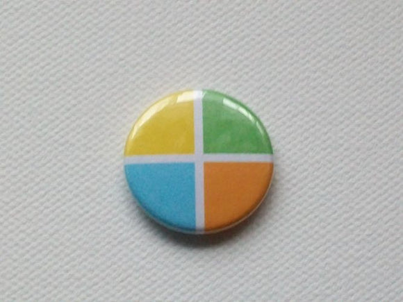 Badge - 25mm - 4 Colour