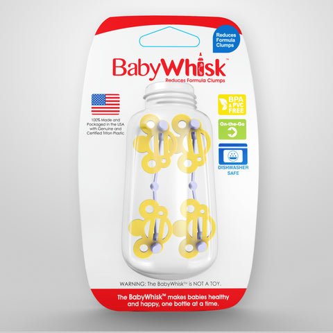 Bumblebee BabyWhisk - Two Units