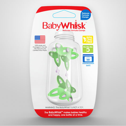 Buttefly BabyWhisk - Two Units