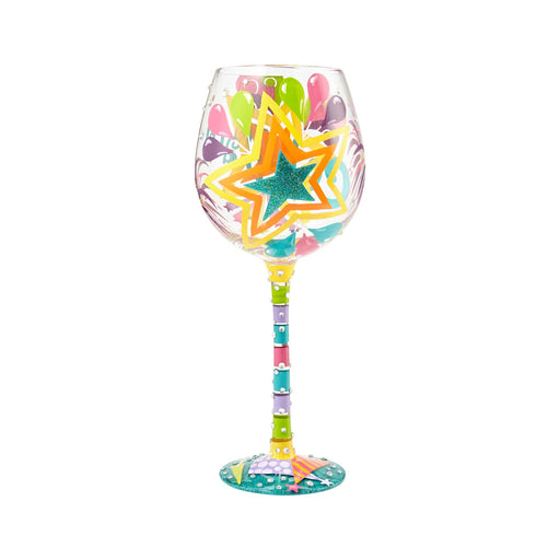 Celebrate Lolita Wine Glass