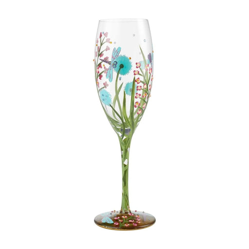 Dragonfly Lolita Prosecco Glass