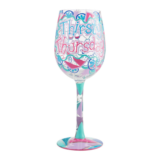 Thirsty Thursday Lolita Wine Glass