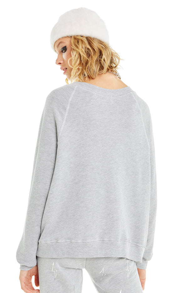 Super Girly Sommers Sweater | Heather