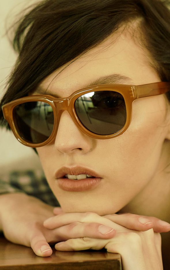 SOMMERS Dizzy Sunglasses | Honey