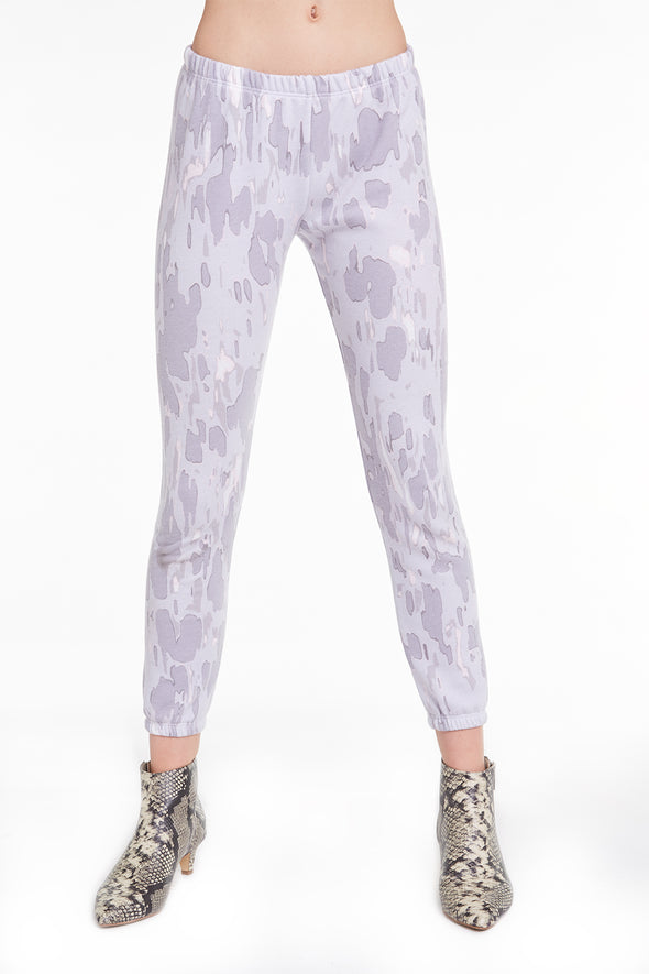 Rose Camo Knox Pants, Camo, Pants, Sweats, Bottoms, Multi Colored, Wildfox