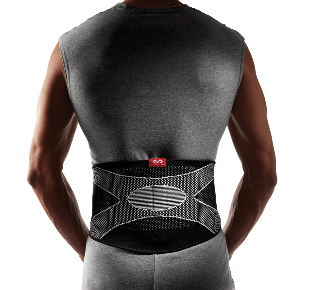 Back Support/4-Way Elastic w/Pad