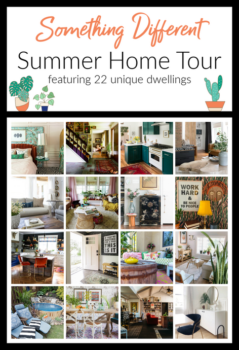 Summer Home Tour: Peep My Pad