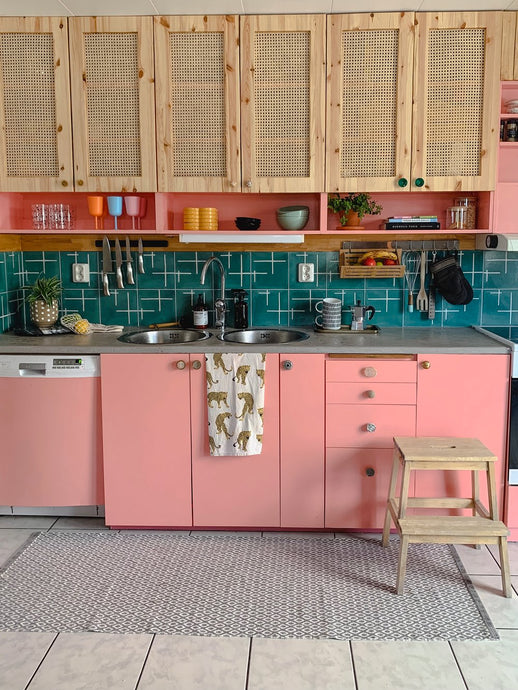 The Pink Kitchen 2.0 - We Are Done!