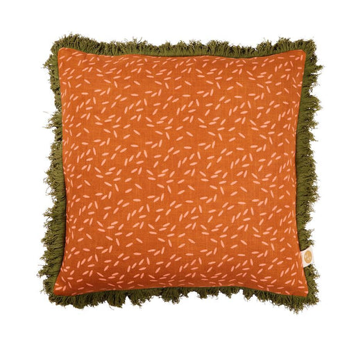 Padang Fringe Cushion