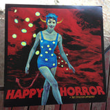 Happy Horror LP + DOWNLOAD