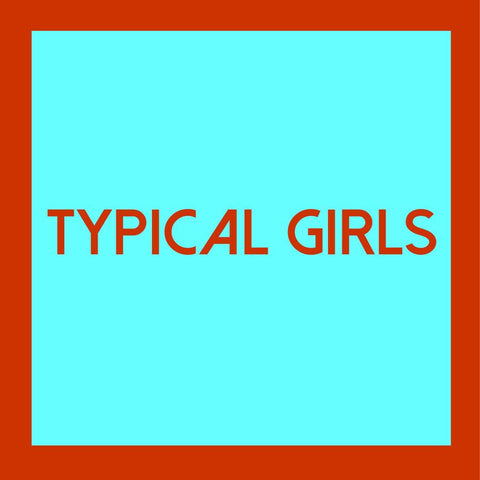 Typical Girls Volume Four compilation LP (Emotional Response)
