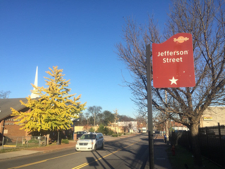 Featured photo for Historic Jefferson Street