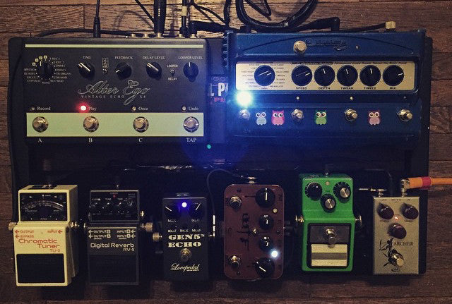 Featured photo for #10 Pedalboard Basics
