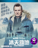 Cold Pursuit 冰天動地 Blu-Ray (2019) (Region A) (Hong Kong Version)