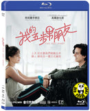 Five Feet Apart 我的五步男朋友 Blu-Ray (2019) (Region A) (Hong Kong Version)