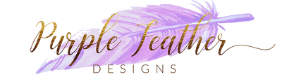 Purple Feather Designs