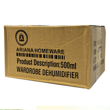 Load image into Gallery viewer, Ariana Homeware® Hanging Wardrobe Dehumidifiers