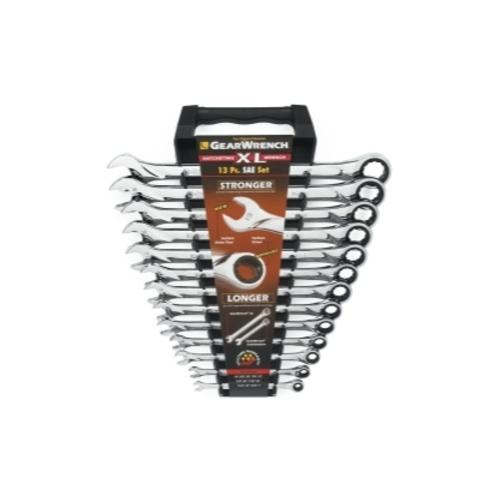 GEARWRENCH SET 13PC SAE XL