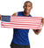 Original Cooling Towel | USA Flag