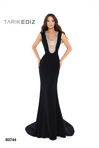 Tarik Ediz 93744 Evening Dress