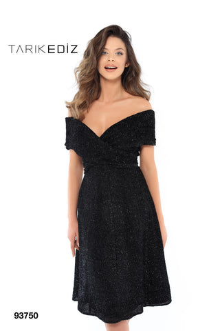 Tarik Ediz 93750 Evening Dress