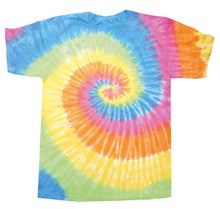 Load image into Gallery viewer, Tie Dye Festival Tee