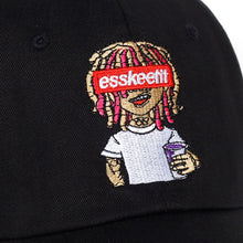 Load image into Gallery viewer, Lil Pump Esskeetit Dad Cap