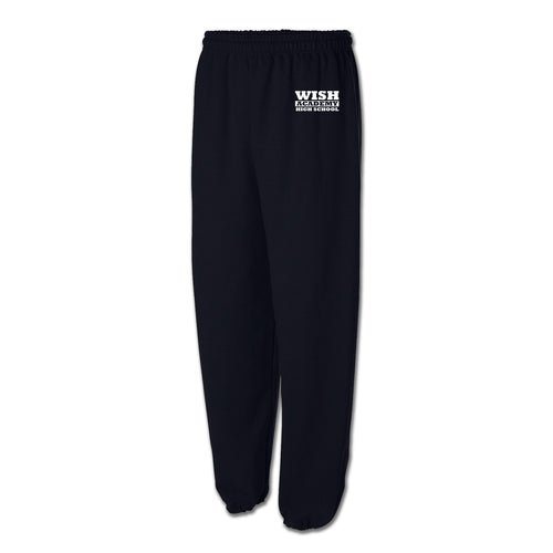WISH Academy Sweatpants - Black Only