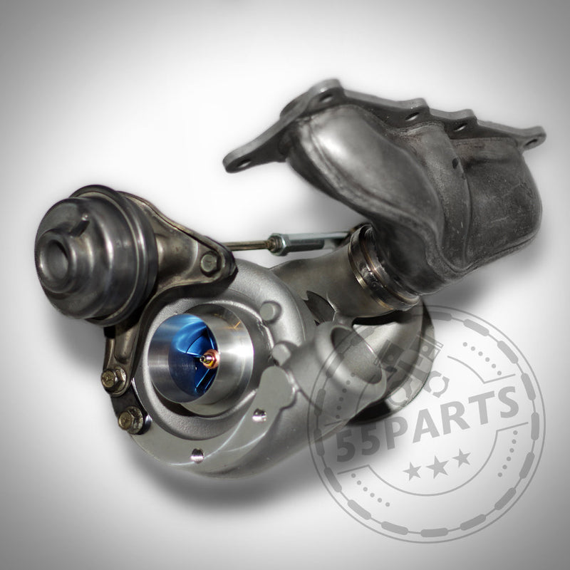 "55Parts Exclusive: BMW 135i, 1er M Coupe, 335i(x) N54 ""State of the Art"" HP800 Turbos - 55parts.de"