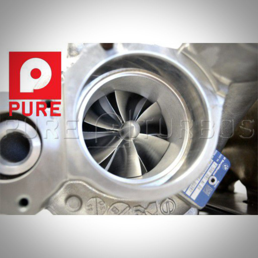 BMW M2 N55 Pure Stage 2 Upgrade Turbolader - 55parts.de