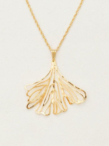 Maidenhair Necklace