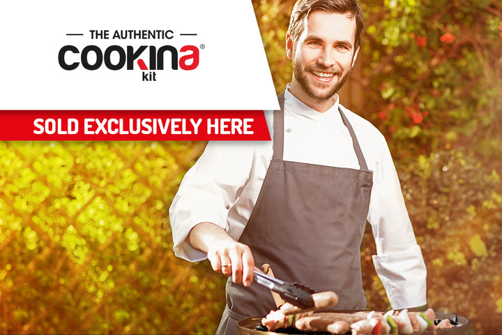 COOKINA Griller's kit