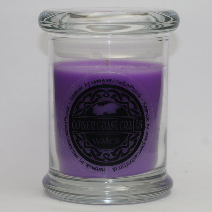 Black Opium Handpoured Highly Scented Medium Candle Jar