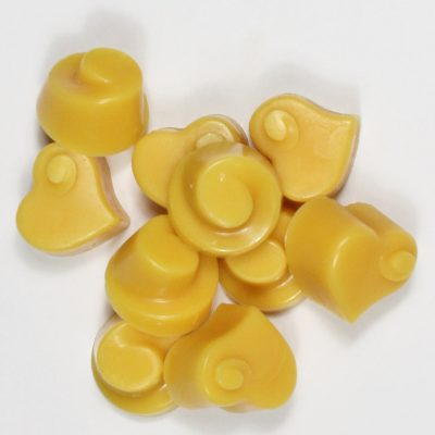 Sandalwood & Black Pepper Handpoured Highly Scented Wax Melts / Tarts - 10 x 5g