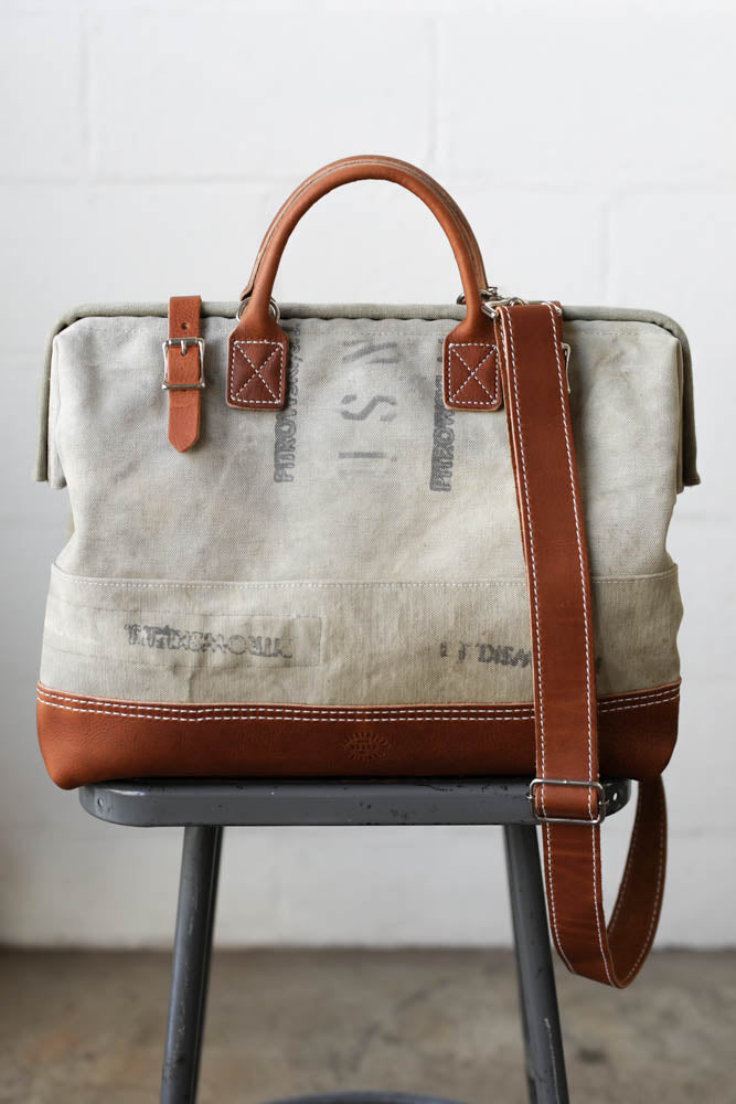 1940's era USN Canvas Carryall
