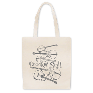 Crooked Still Logo Tote