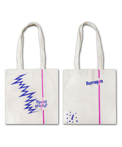 Blonde Redhead Barragan Tote Bag