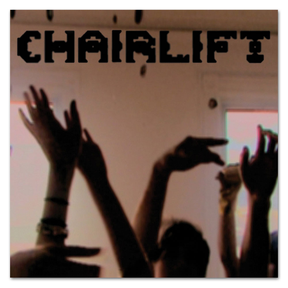 Chairlift Does You Inspire You Vinyl 2xLP
