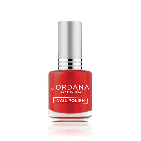 Nail Polish - 344 Red Silk