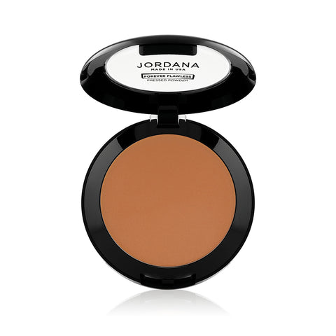 Forever Flawless Pressed Powder - 107 Honey