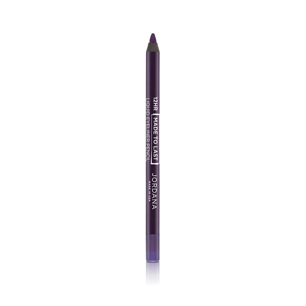 12 HR MADE TO LAST® LIQUID EYELINER PENCIL - 04 Purple Fix