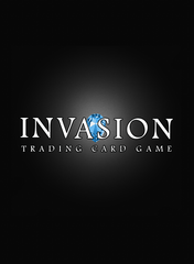 Invasion TCG Card Back