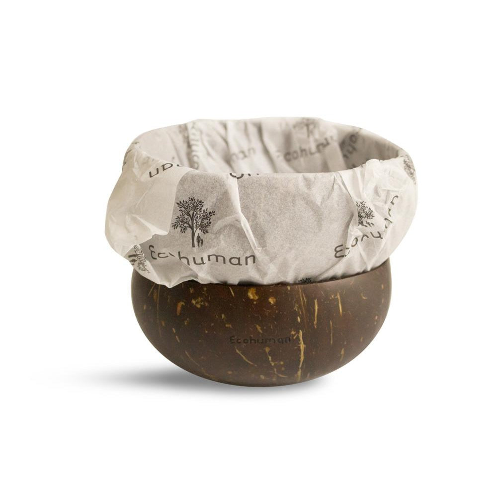 Ecohuman Coconut Bowl - Medium - Two