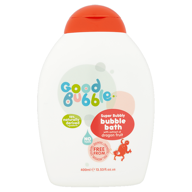Good Bubble Bubble Bath with Dragon Fruit Extract 400ml