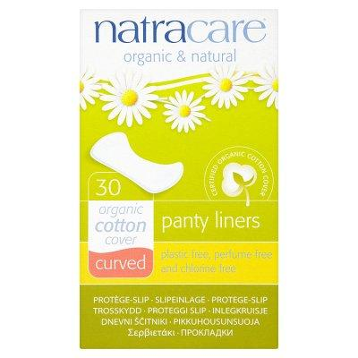 Natracare Natural Curved Panty Liners 30s
