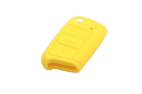 Remote Key Silicone Skin (Yellow)