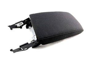 Armrest Console Top Cover (Black Cloth) - Jetta MK6